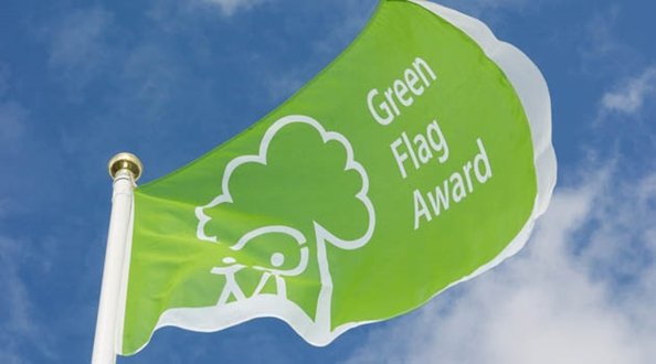 2018 ~ 2019 Green Flag Community Award